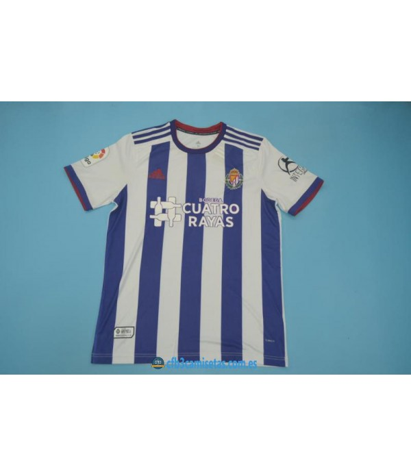 CFB3-Camisetas Real Valladolid 1ª Equipación 2019 2020