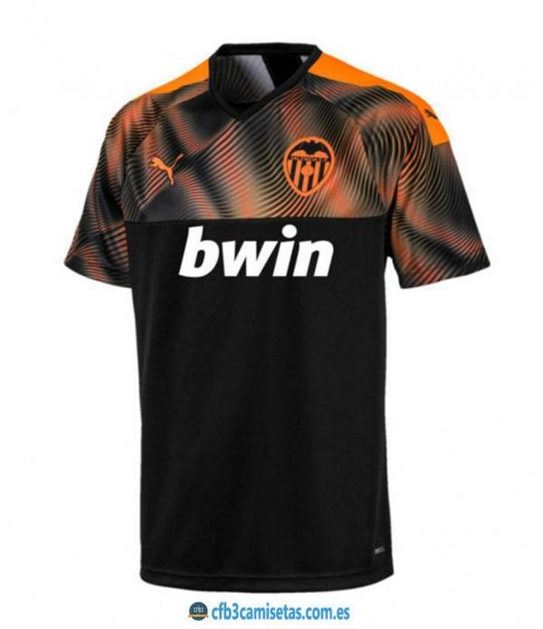 CFB3-Camisetas Valencia 2a Equipación 2019 2020