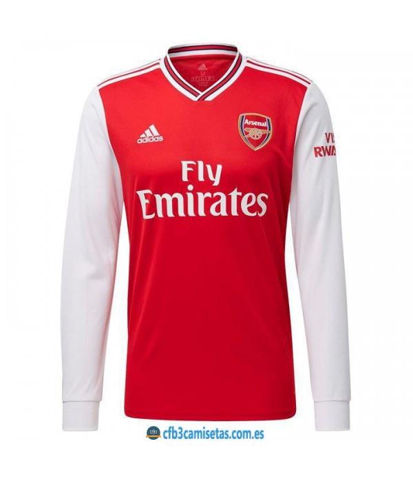 CFB3-Camisetas Arsenal 1a Equipación 2019 2020 ML