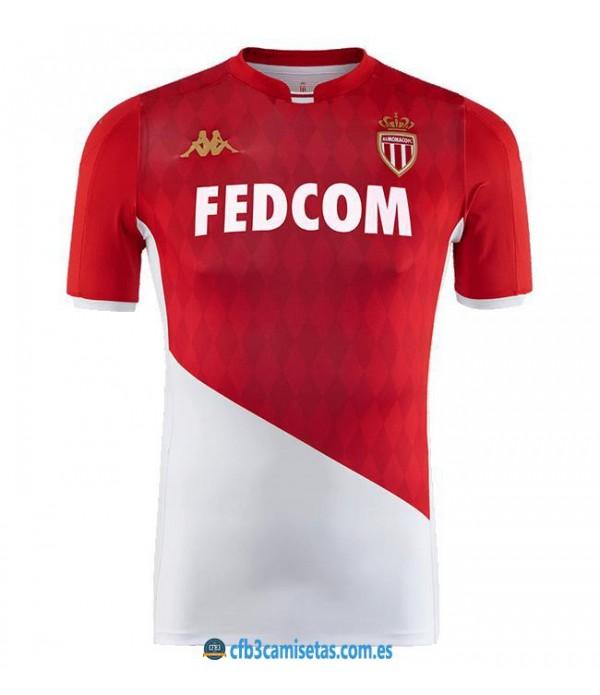CFB3-Camisetas AS Monaco 1a Equipación 2019 2020