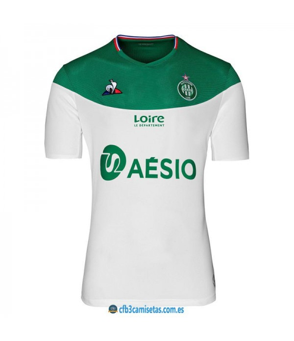 CFB3-Camisetas AS Saint Etienne 2a Equipación 2019 2020