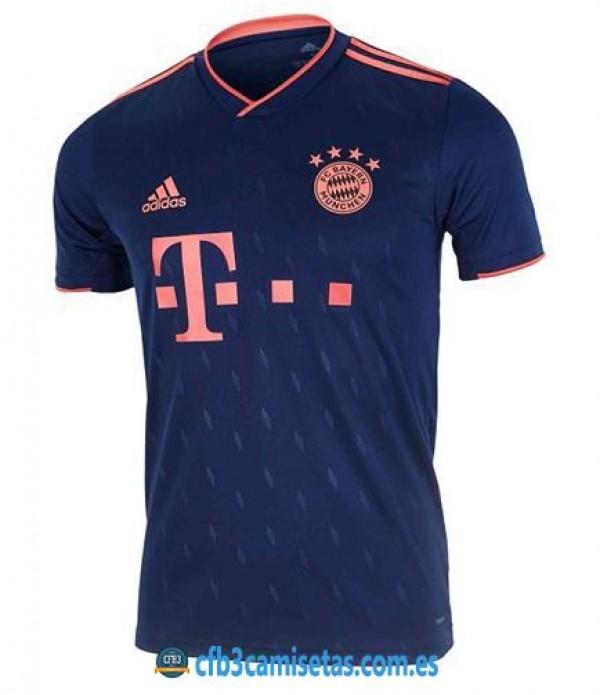CFB3-Camisetas Bayern Munich 3a Equipación 2019 2020