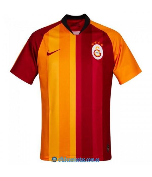 CFB3-Camisetas Galatasaray 1a Equipación 2019 2020