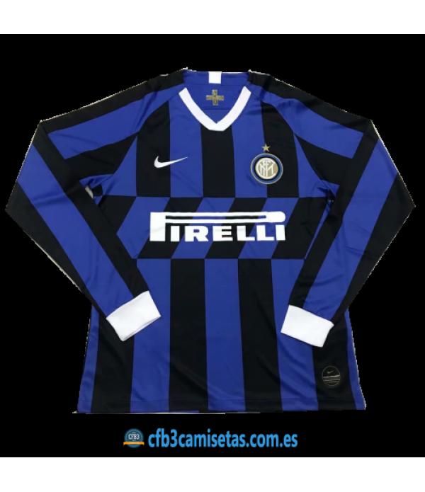 CFB3-Camisetas Inter Milan 1a Equipación 2019 2020 ML
