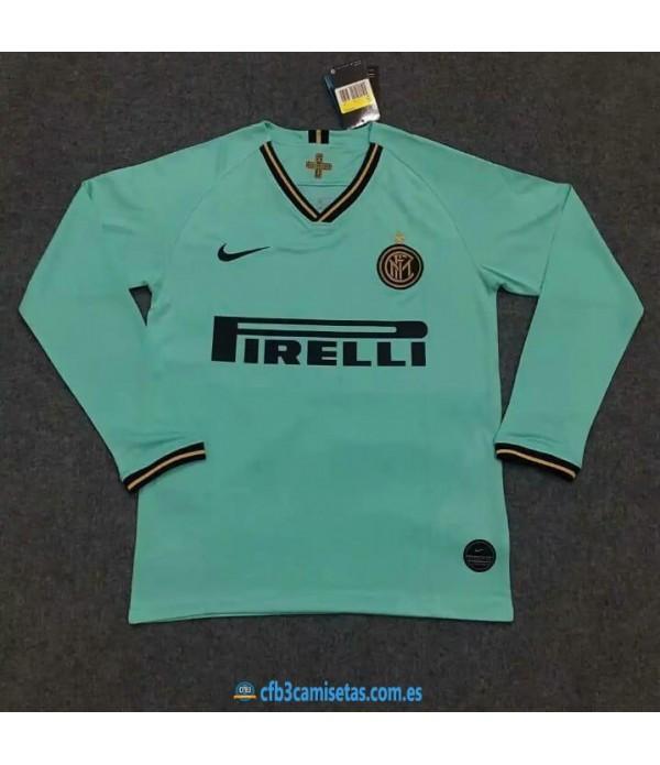 CFB3-Camisetas Inter Milan 2a Equipación 2019 2020 ML