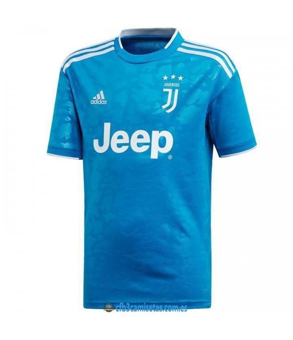 CFB3-Camisetas Juventus 3a Equipación 2019 2020