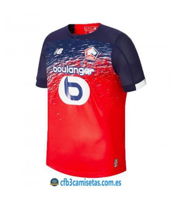 CFB3-Camisetas Lille 1a Equipación 2019 2020