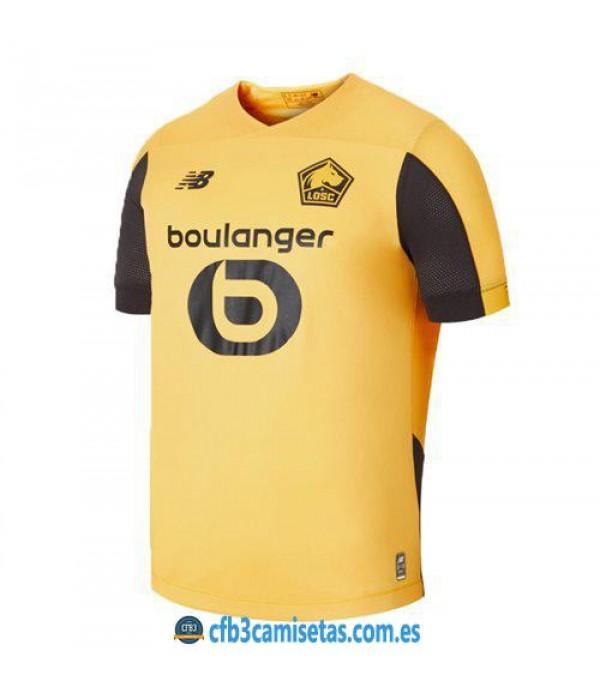CFB3-Camisetas Lille 2a Equipación 2019 2020