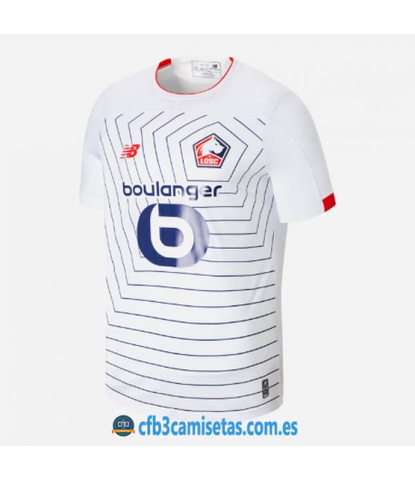 CFB3-Camisetas Lille 3a Equipación 2019 2020