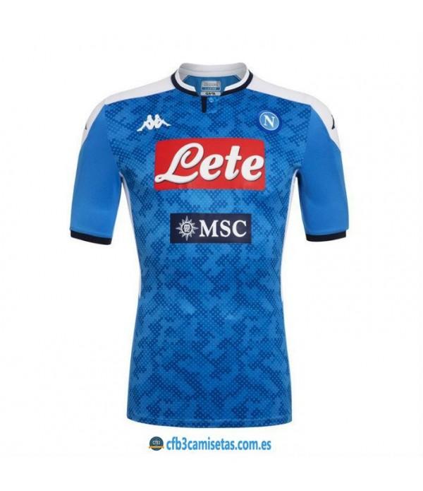 CFB3-Camisetas Napoli 1a Equipación 2019 2020