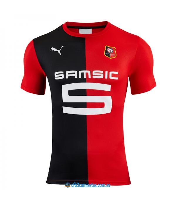 CFB3-Camisetas Stade Rennais 1a Equipación 2019 2020