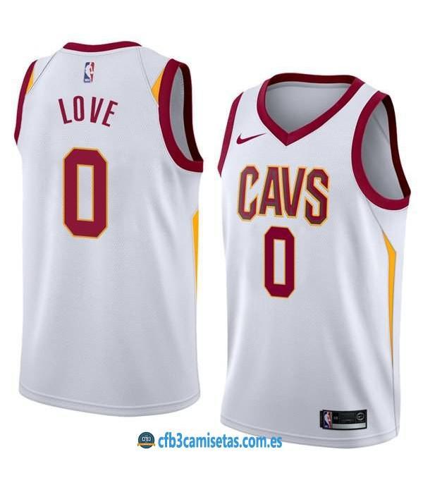 CFB3-Camisetas Kevin Love Cleveland Cavaliers Association