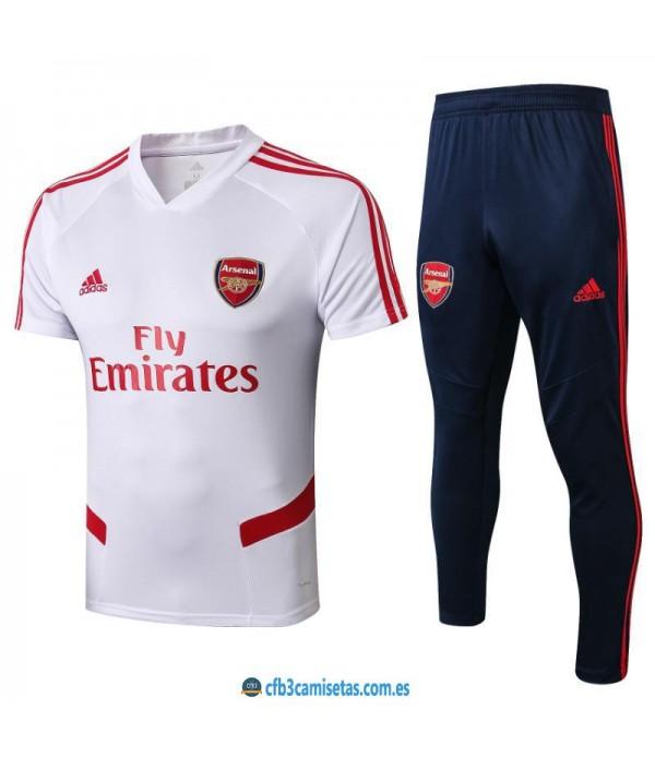 CFB3-Camisetas Camiseta  Pantalón Arsenal 2019 2020