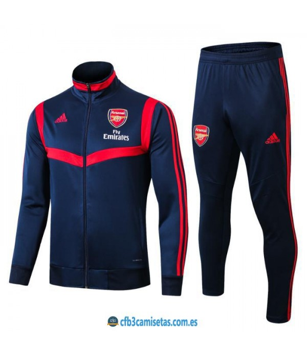 CFB3-Camisetas Chandal Arsenal 2019 2020