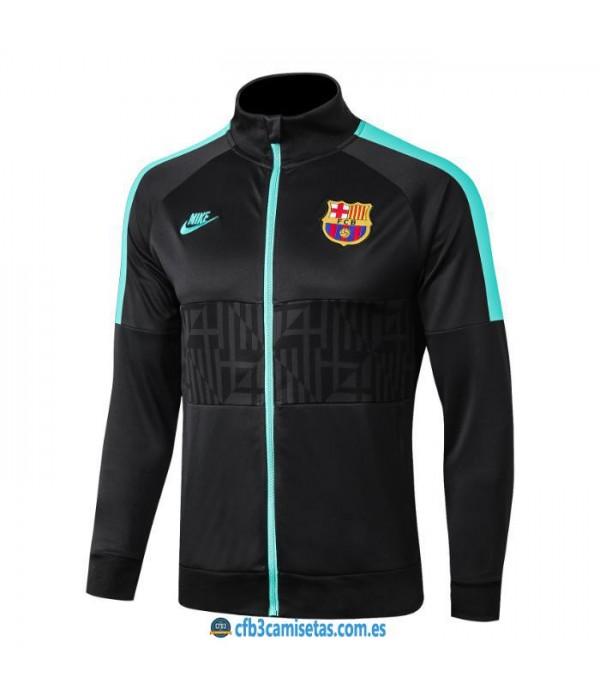 CFB3-Camisetas Chaqueta FC Barcelona 2019 2020 UCL