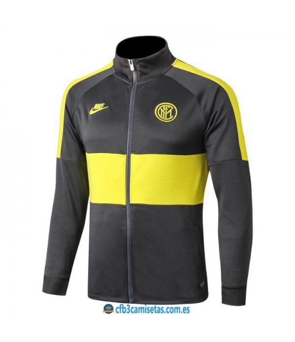 CFB3-Camisetas Chaqueta Inter Milan 2019 2020 Raya