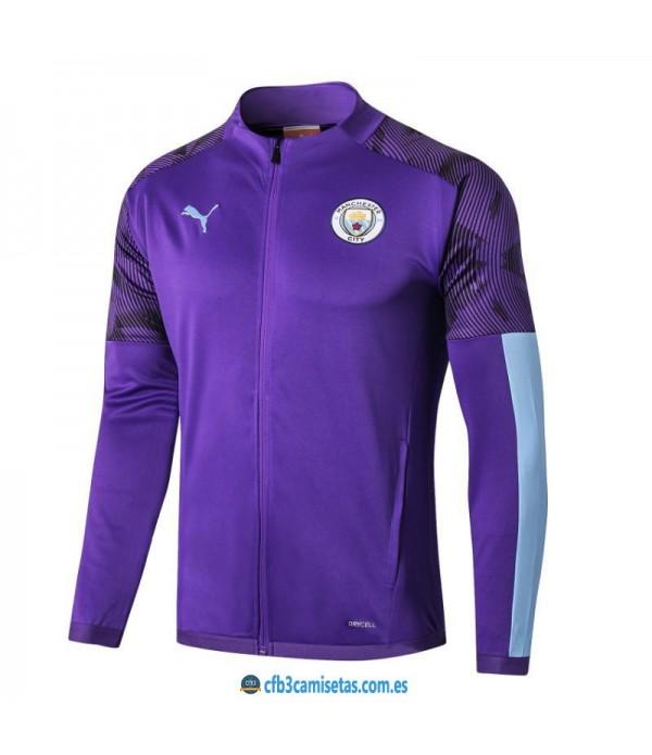 CFB3-Camisetas Chaqueta Manchester City 2019 2020 ...