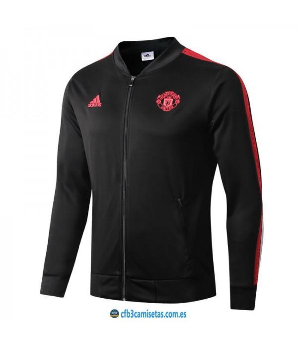 CFB3-Camisetas Chaqueta Manchester United 2019 2020