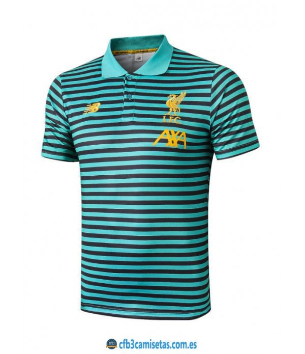 CFB3-Camisetas Polo Liverpool 2019 2020