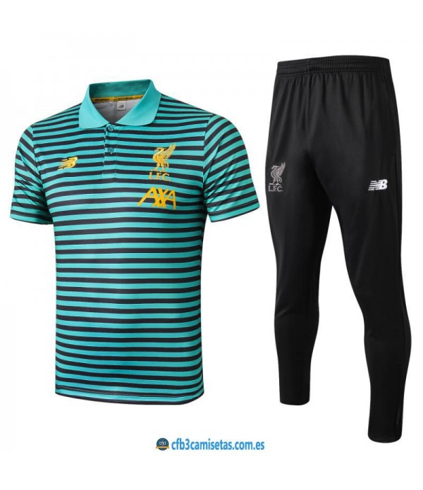 CFB3-Camisetas Polo  Pantalones Liverpool 2019 2020