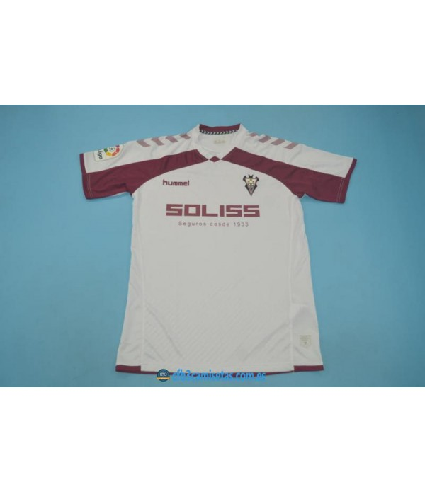 CFB3-Camisetas Albacete 1ª Equipacion 2019 2020