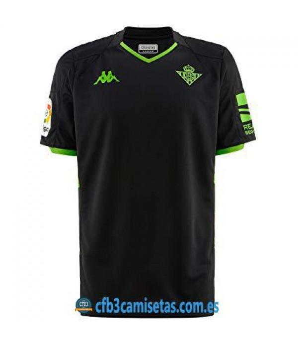 CFB3-Camisetas Betis 2ª Equipación 2019 2020