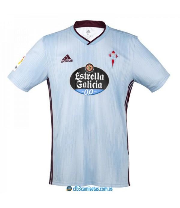 CFB3-Camisetas Celta de Vigo 1a Equipación 2019 2020