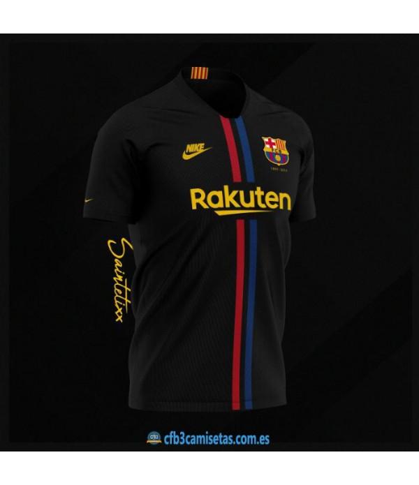 CFB3-Camisetas FC Barcelona 120 Aniversario 2019 by Saintetixx