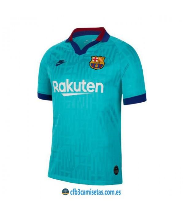 CFB3-Camisetas FC Barcelona 3a Equipación 2019 2020