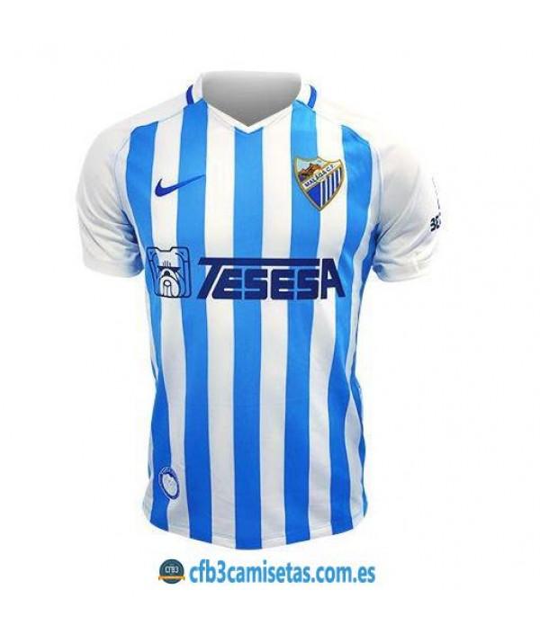 CFB3-Camisetas Málaga 1a Equipación 2019 2020
