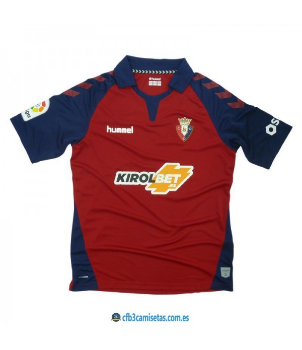 CFB3-Camisetas Osasuna 1ª Equipacion 2019 2020