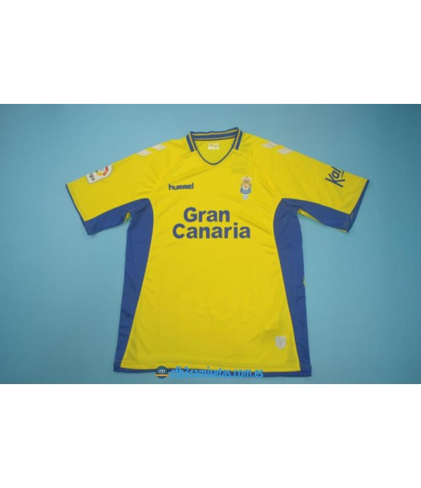 CFB3-Camisetas UD Las Palmas 1ª Equipacion 2019 2020