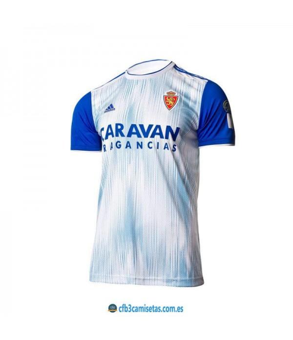 CFB3-Camisetas Zaragoza 1ª Equipacion 2019 2020