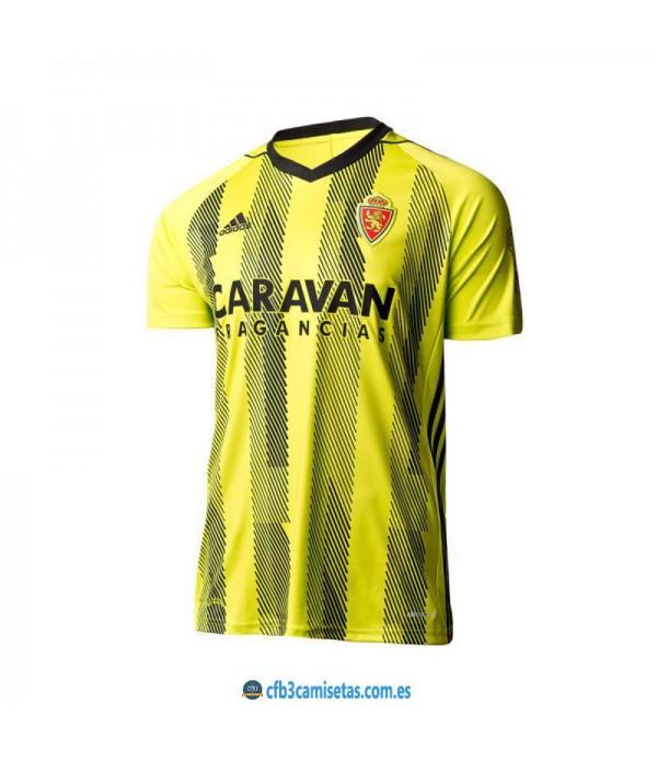 CFB3-Camisetas Zaragoza 2ª Equipacion 2019 2020