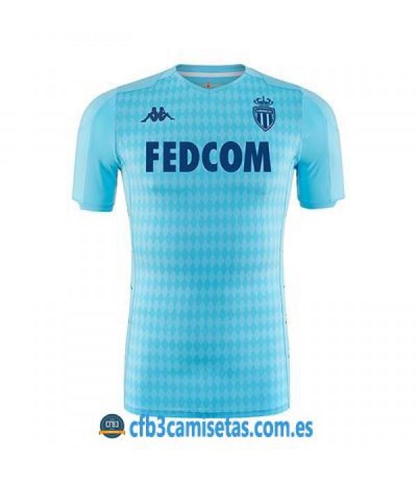 CFB3-Camisetas AS Monaco 3a Equipación 2019 2020