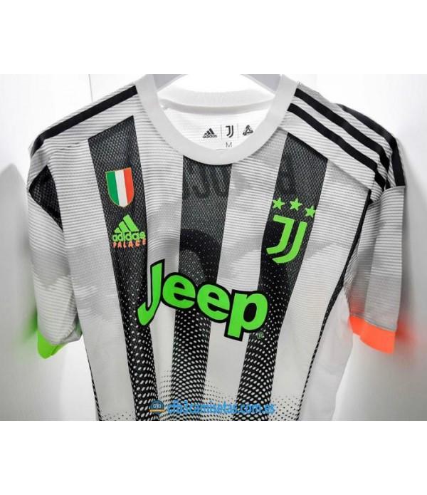 CFB3-Camisetas Juventus x Palace 2019 2020