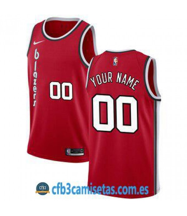 CFB3-Camisetas Carmelo Anthony Portland Trail Blazers 2019 2020 City Edition