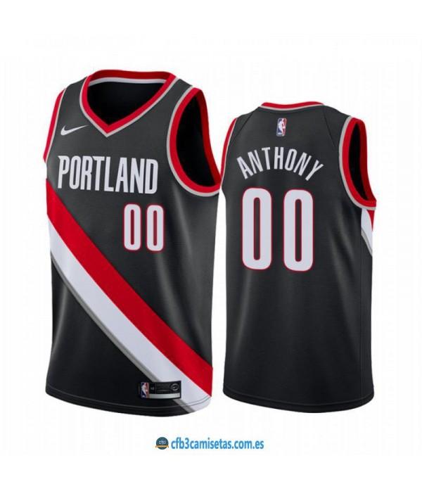 CFB3-Camisetas Carmelo Anthony Portland Trail Blaz...