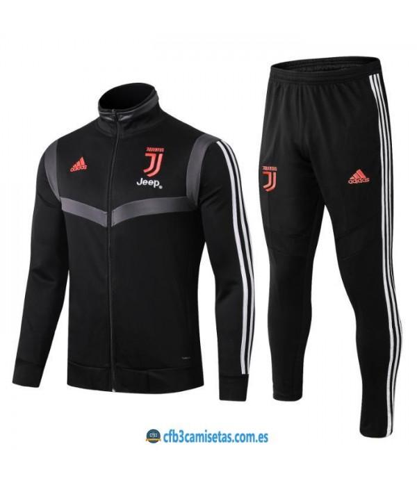 CFB3-Camisetas Chándal Juventus 2019 2020 JUNIOR