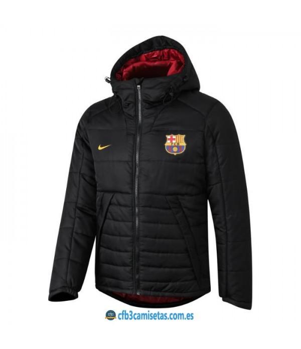 CFB3-Camisetas Chaqueta acolchada FC Barcelona 2019 2020