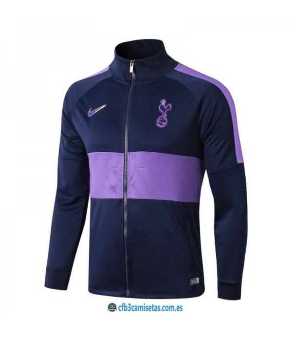 CFB3-Camisetas Chaqueta Tottenham Hotspur 2019 2020