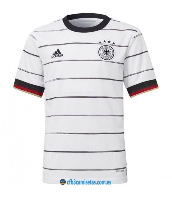 CFB3-Camisetas Alemania 1a Equipación 2020