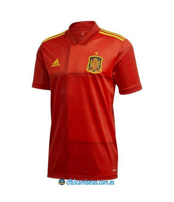 CFB3-Camisetas España 1a Equipación 2020