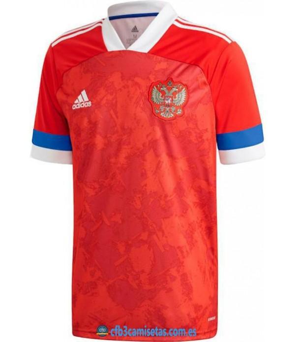 CFB3-Camisetas Rusia 1a Equipación 2020