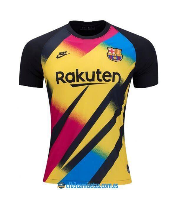 CFB3-Camisetas FC Barcelona 3a Equipación Portero 2019 2020