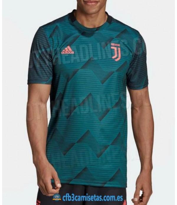 CFB3-Camisetas Camiseta Juventus Pre Partido 2019 2020