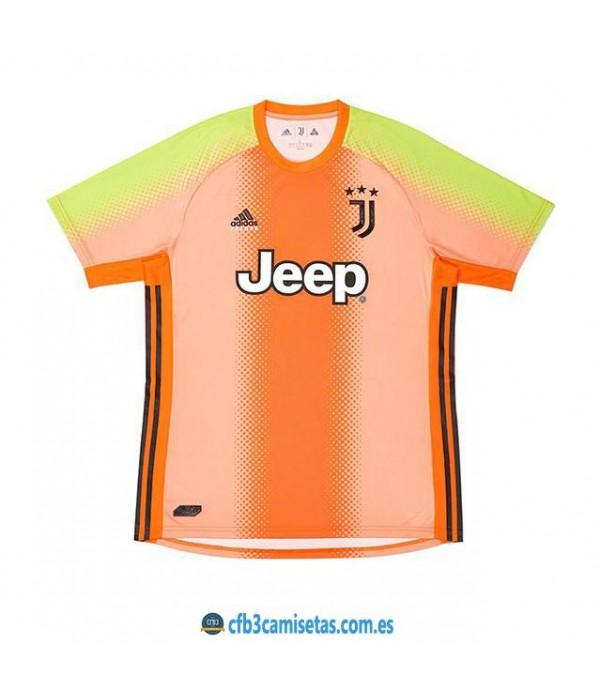 CFB3-Camisetas Juventus x Palace Equipación Portero 2019 2020