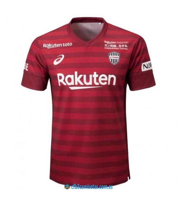 CFB3-Camisetas Vissel Kobe 1a Equipación 2019 2020