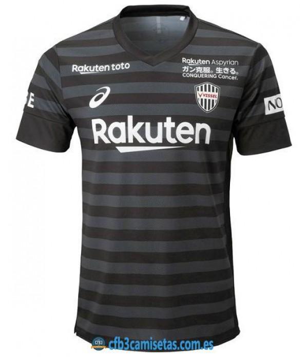 CFB3-Camisetas Vissel Kobe 3a Equipación 2019 2020