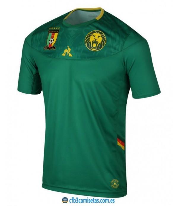 CFB3-Camisetas Camerún 1a Equipación 2019 2020